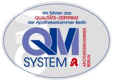 Logo Qualitätsmanagementsystem