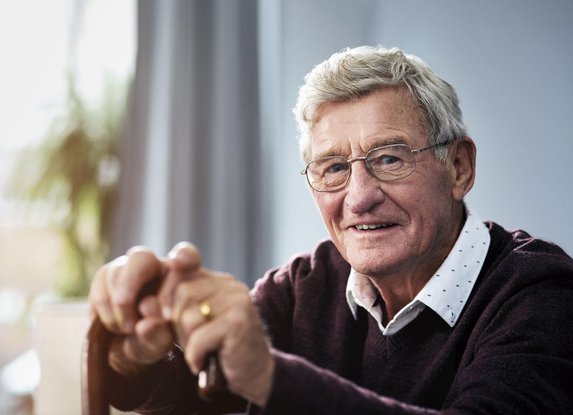Vitamin B12 bei Senioren